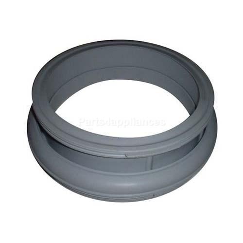 replacing rubber seal on washing machine
